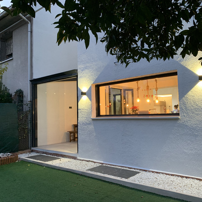 Reforma integral vivienda pareada