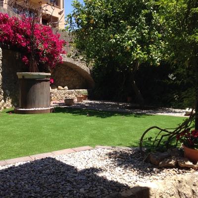 Jardines siempre verdes