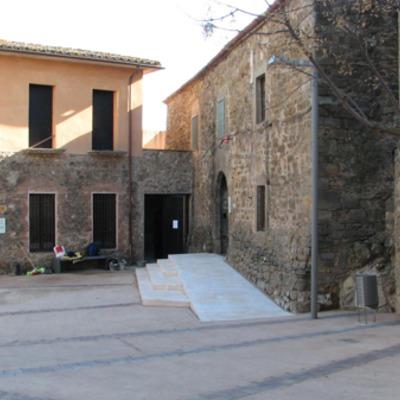 Urbanització del nucli antic de Colomers