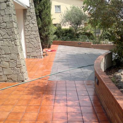 Presupuesto pavimento hormig n impreso en ja n online for Hormigon para pavimentos