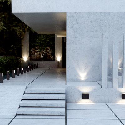 Proyecto Casa Unifamiliar en Gelida- Barcelona.