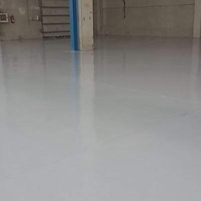 Revestimiento EPOXI de fabrica en Pol. Jundiz, VITORIA - GASTEIZ (ÁLAVA)