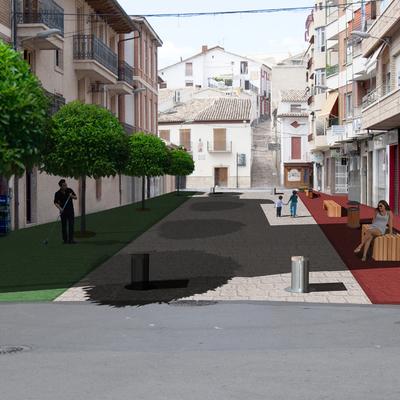 Una nueva visión del entorno urbano de Cehegín