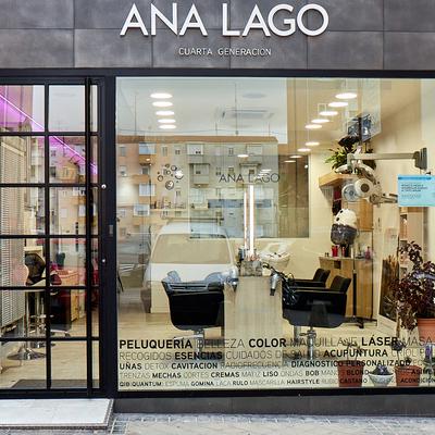 Peluquería ANA LAGO Cuarta Generación (Calle Rio Nervión 57, 28017, Madrid)