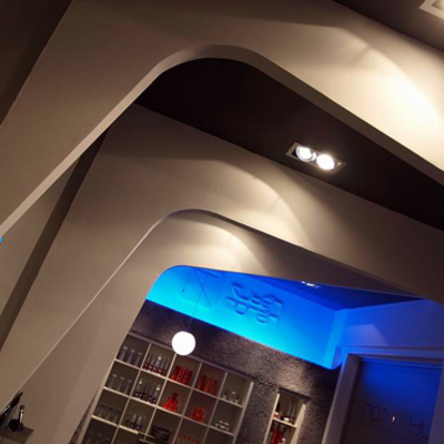 Peluquería - Proyecto Integral de Interiorismo