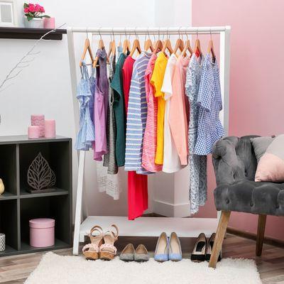 Cómo aprovechar al máximo un vestidor pequeño
