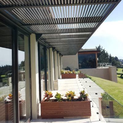 Precios y consejos para instalar una p rgola habitissimo for Precios de toldos para balcones