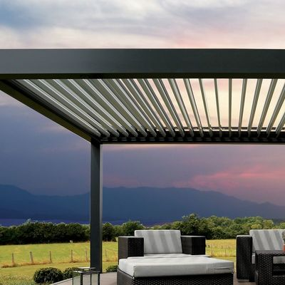 Pérgolas bioclimáticas: la manera más cómoda de disfrutar de tu terraza