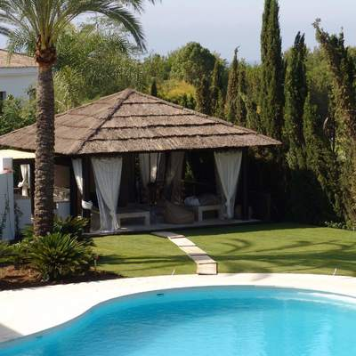Proyecto: Palacete Mediterráneo