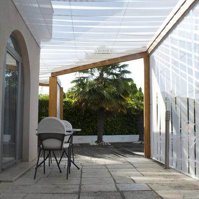 pergola Villa Marea