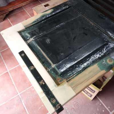 Reparación persiana mallorquina