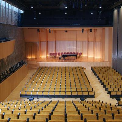 Palau de la Música Catalana - Control de Calidad de Instalaciones (2013)