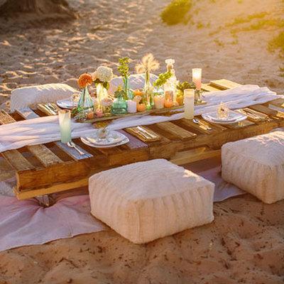 Ideas para organizar un picnic playero inolvidable