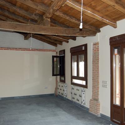 Pilar Pesquera, arquitecto: rehabilitación en Segovia