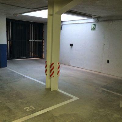 Sustitución de pilar de garaje