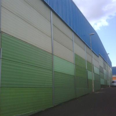 Pintar nave industrial