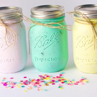 5 Tutoriales para pintar tus accesorios con Chalk Paint