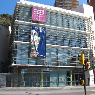 Pintura en Museo de Malaga