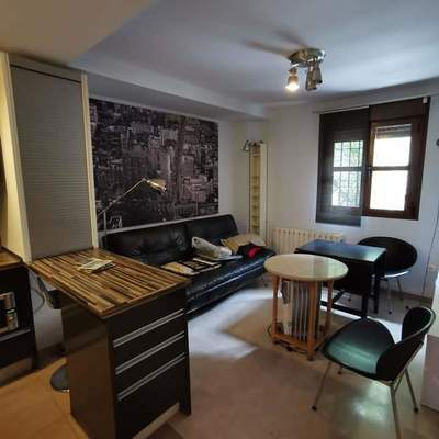 Pintura en apartamento