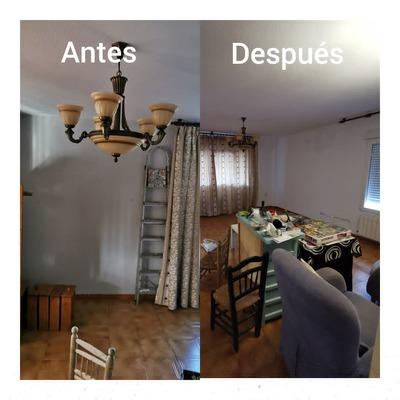 Pintura en vivienda