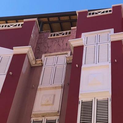 Proyecto pintura exterior edificio