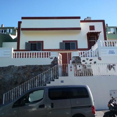 pintura exterior de fachada