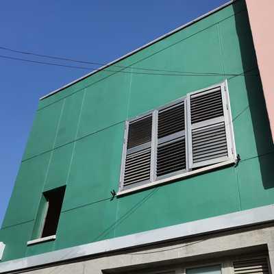 Proyecto de pintura exterior de fachada
