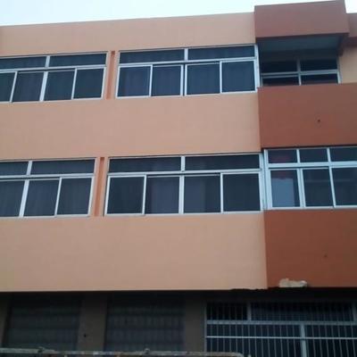 Proyecto de pintura exterior de fachada edificio