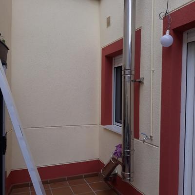 Pintar fachada