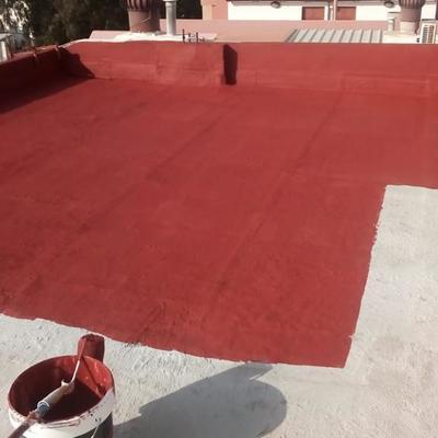Proyecto de pintura impermeabilización de azotea