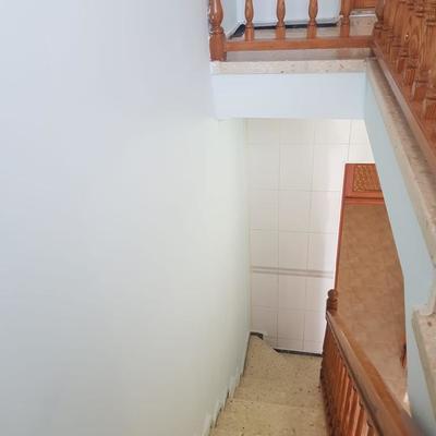 Proyecto de pintura interior caja de escalera