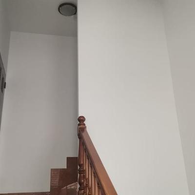 Proyecto de pintura interior caja de escaleras