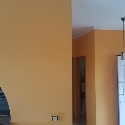 Pintura interior vivienda