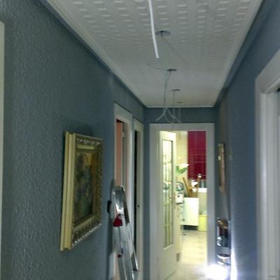 Pintura, lacado y electricidad