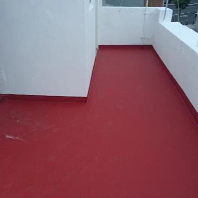 Proyecto de pintura exterior de fachada y impermeabilización de azotea