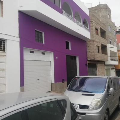 Proyecto pintura y reparación exterior de fachada