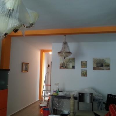 Pintor Vivienda Interior