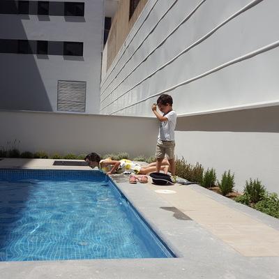Acondicionamiento de terraza y nueva piscina_Reforma