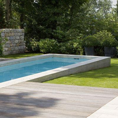 9 veces que nos enamoramos de las piscinas de microcemento