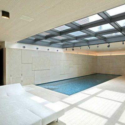 9 piscinas de interior para no echar de menos el verano