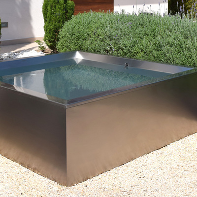 Presupuesto piscinas acero en madrid online habitissimo for Piscinas de acero galvanizado
