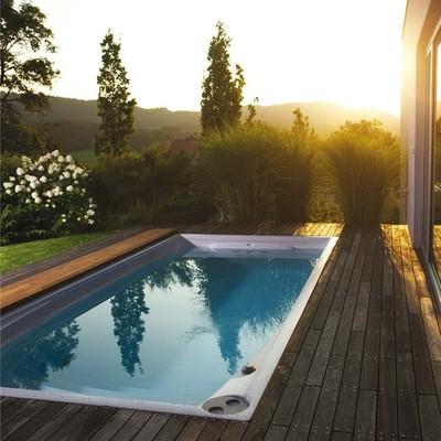 Ideas de piscina para inspirarte habitissimo for Piscina olimpica castellon