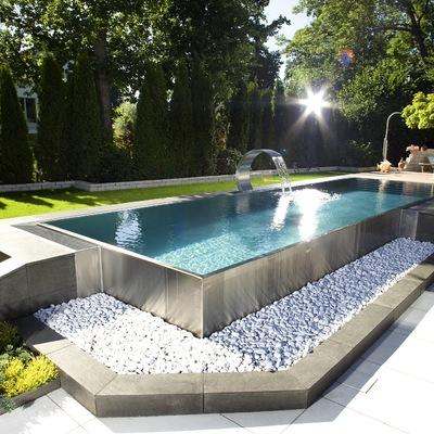 6 piscinas que podrás tener sin apenas obras