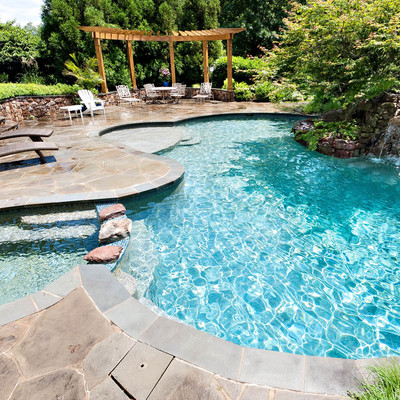 Ideas de piscinas para inspirarte habitissimo for Piscina 9x4