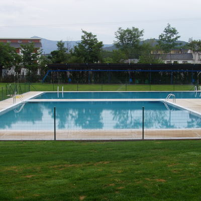 Piscina de recreo