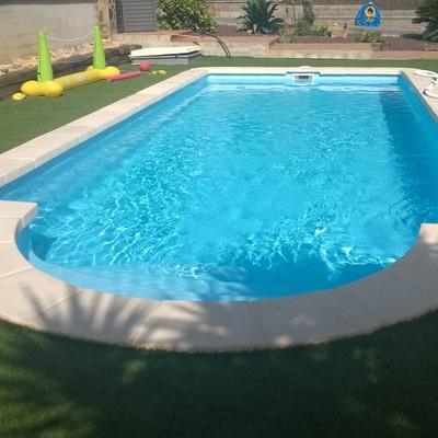 Projecte i direccio d'obra de piscina