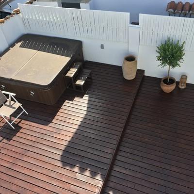 Piscina en una terraza: ¿posible o imposible?