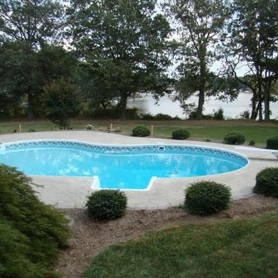 ideas para decorar terraza tico piscina paisaje necesitas hacer algo parecido pide presupuesto gratis piscina paisaje