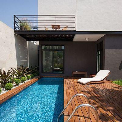 Ideas de agua piscina para inspirarte habitissimo for Como limpiar una piscina despues del invierno