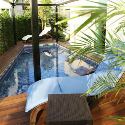 Todo lo que necesitas saber sobre las piscinas de agua salada